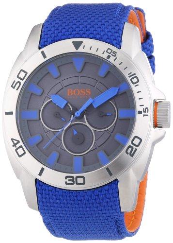 Hugo Boss Orange Shanghai 1513014 Mens Wristwatch Solid Case