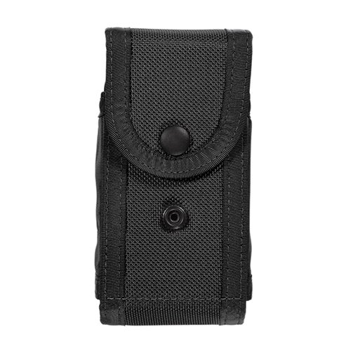 Bianchi Military Quad Magazine Pouch (Black, Size 2)