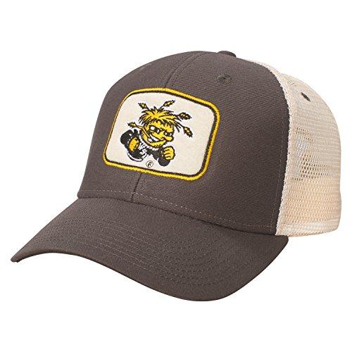 NCAA Wichita State Shockers Adult Unisex Sideline Mesh Cap   Adjustable