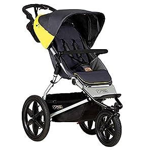 Mountain Buggy Terrain Premium Jogging Stroller, Solus
