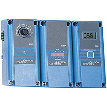 Johnson Controls A350RS-1C Temperature Reset Control with Master Reset Sensor, Dual Scale, Single-Pole, Double-Throw