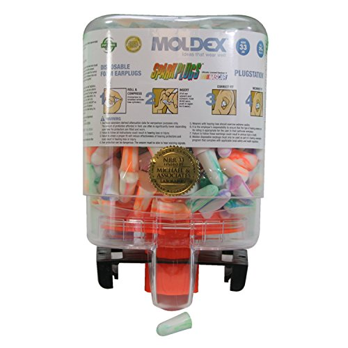 Moldex 6644 PlugStation Dispenser Pairs product image