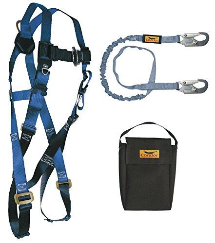 Fall Protection Kit, Univ., 310 lb.