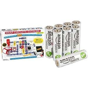 Amazon.com: Snap Circuits Extreme SC-750 Electronics ...