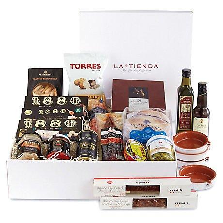 La Tienda Ultimate Spanish Feast Gift Box - Gourmet Tapas by La Tienda