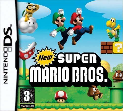 New Super Mario Bros [Importer espagnol]: Amazon.fr: Jeux vidéo