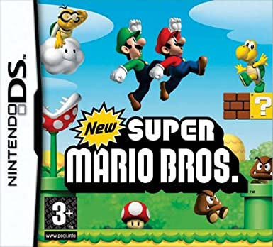 New Super Mario Bros.: nintendo ds: Amazon.es: Videojuegos