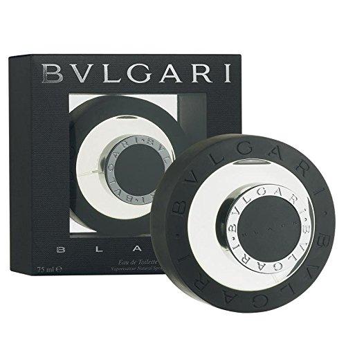 Bvlğari BLACK Eau De Toilette Spray for Men 2.5 FL. OZ./75 ml