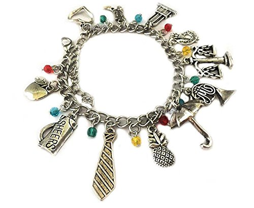 BlingSoul HowIMetYourMotherBracelet Jewelry - Christmas Merchandise HIMYM Gifts for (Himym Halloween Costume)