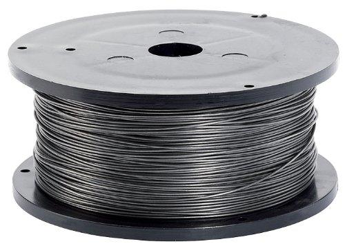 Draper 77180 - Bobina de alambre tubular con soldadura MIG (0,8 mm, 450 g)