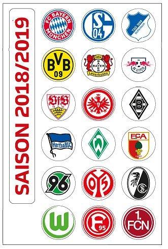 Bundesliga Embleme