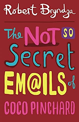 book cover of The Not So Secret Emails Of Coco Pinchard