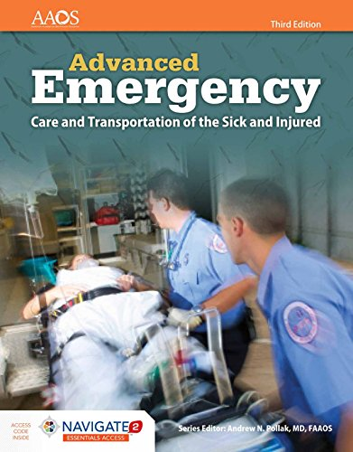 AEMT: Advanced Emergency Care and Transportation of the Sick and Injured, Third Edition (Orange)