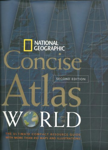 Download Concise World Atlas Second Edition National Geographic Book
