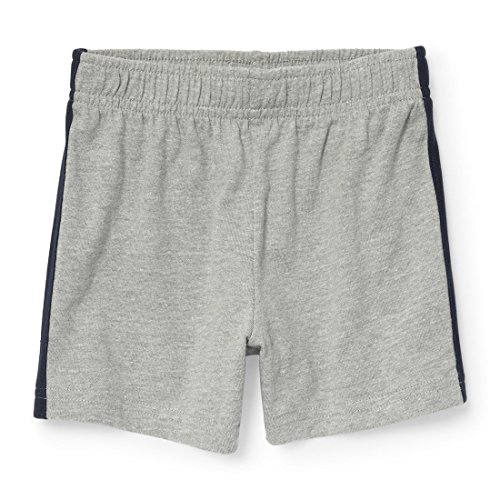 The Children's Place Baby Boys Jersey Active Short, H/T Smoke 3895, (Boys Jersey Short)