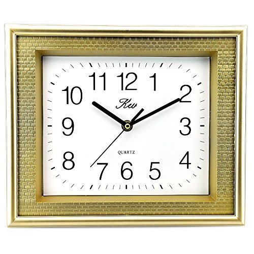 Rectangular Wall Clock: Amazon.com