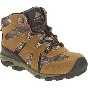 Amazon.com: Ozark Trail Realtree Xtra Boy's Hiking Boot (3