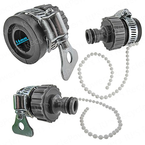 Universal Connector Adapter Watering Cleaning
