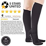 Compression Socks for Women and Men – 15-20 mmHg