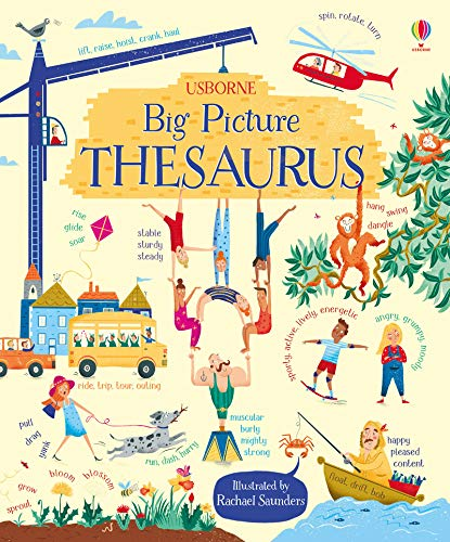 My Big Picture Thesaurus [Jan 23, 2017] Hore, Rosie and Saunders, ()