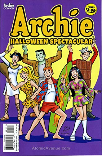 Archie Halloween Spectacular #2018 VF ; Archie comic book