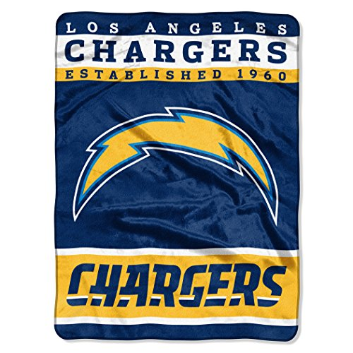 San Diego Chargers Blanket: The Northwest Company Officially Licensed NFL San Diego