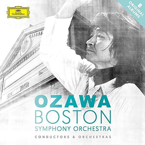 Seiji Ozawa & Boston Symphony Orchestra [8 CD]
