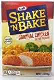 Shake 'N Bake Seasoned Coating Mix, Original Chicken, 4.5-Ounce Boxes (Pack of 12)