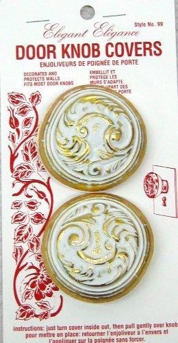 Amazon.com: Rubber Door Knob Cover Set of 2: Beauty
