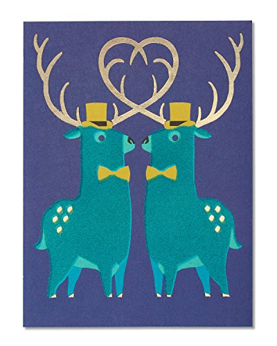 Invitation Funny Wedding (American Greetings Funny Wedding Congratulations Card for Grooms with Foil - 5856819)