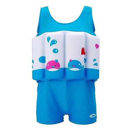 LUCKME Bañador de natación para niños, Traje de baño Desmontable ...