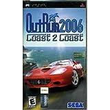 Outrun 2006: Coast 2 Coast - Sony PSP