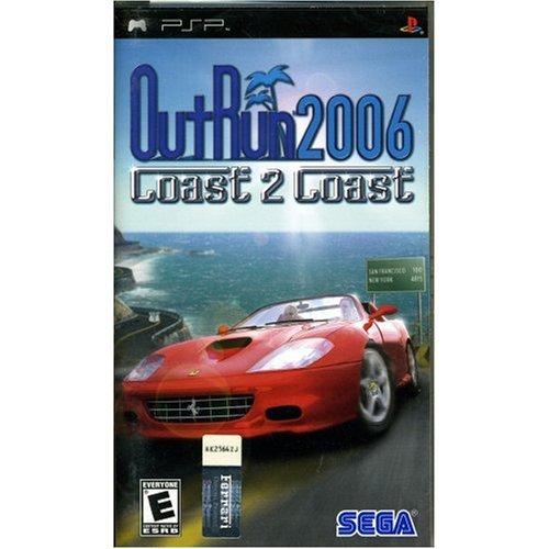 Amazon com: Outrun 2006: Coast to Coast - PC: Video Games