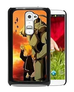 Popular LG G2 Case, Beautiful Designed Case With Full Metal Alchemist 7 Black LG G2 Cover