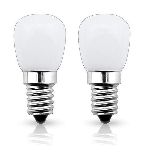 Bonlux Bombillas LED E14 de 12 V 2 W, E14 LED Bombillas Blanco Frío 6000K