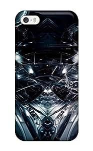Premium artistic Futuristic Machine Case For Iphone 5/5s- Eco-friendly Packaging 1594045K18172068