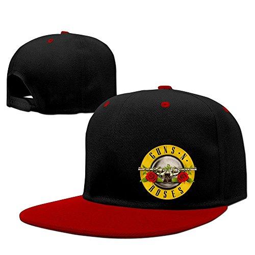 Mens Roses Slash McKagan Baseball