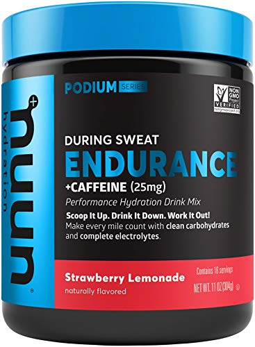 Nuun Endurance | Workout Support | Electrolytes & Carbohydrates