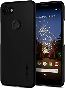 Spigen Thin Fit Designed For Google Pixel 3A Case (2019) - Black