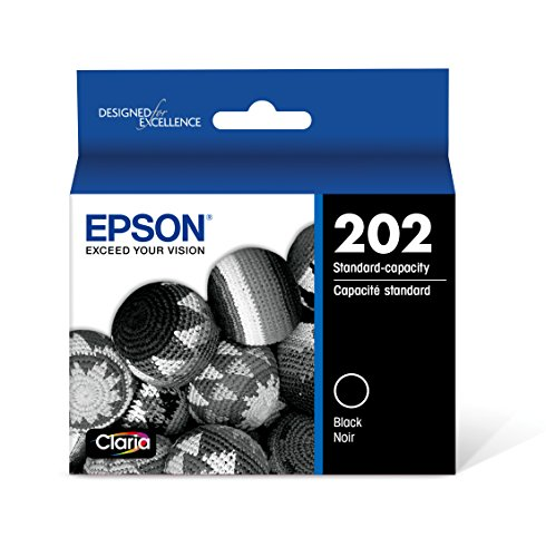 Epson 202 With Sensor Ink Cartridge T202120-S
