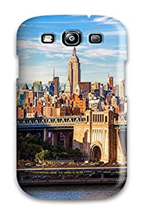 Alex D. Ulrich's Shop Best New Style Tpu S3 Protective Case Cover/ Galaxy Case - New York 7363455K47041133