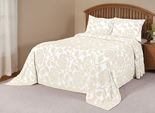 UPC 840853163787, The Grace Chenille Bedspread by OakridgeTM