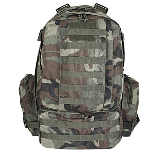 VooDoo Tactical Under Armour Desafio 395Balón de fútbol Camo/Hi-Viz/, Woodland Camuflaje, 20'X19'X12'
