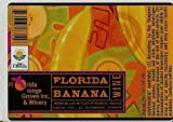 Tropical Banana - Banana Wine 750 mL