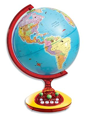 Educational Insights Geosafari Talking Globe Jr by Educational Insights