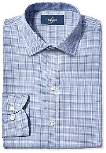 Buttoned Down Non Iron Spread Collar Pattern product image
