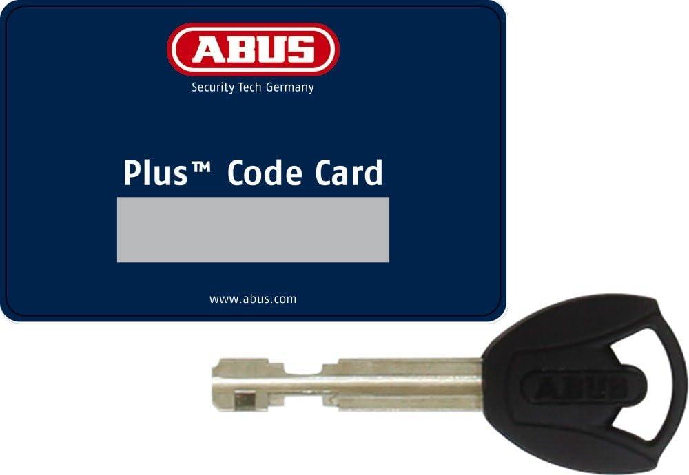 BORDO Alarm 6000A Antirrobo plegable con Alarma 6000A//90 Black SH