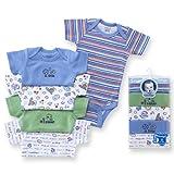 Gerber 5-Pack Variety Bodysuits Brand One Piece Underwear