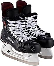 Auston Matthews Toronto Maple Leafs Autographed Bauer Nexus Game Model Skates with 2017 Calder Inscription - F
