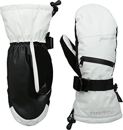 seirus-womens-gore-tex-soundtouch-prism-mitt-white-skiing-gloves-lg